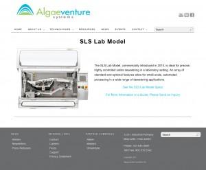 Algae Venture Systems 3